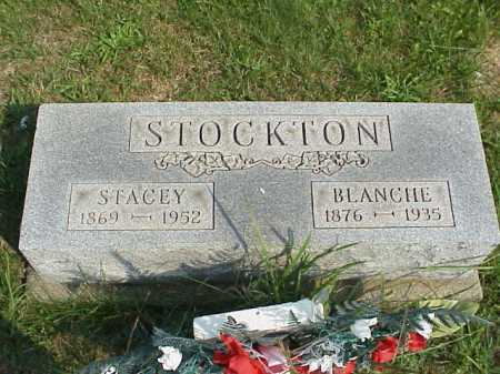 STOCKTON, BLANCHE - Meigs County, Ohio | BLANCHE STOCKTON - Ohio Gravestone Photos
