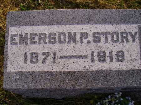 STORY, EMERSON P. - Meigs County, Ohio | EMERSON P. STORY - Ohio Gravestone Photos