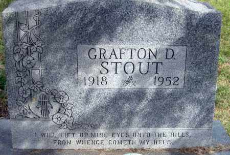 STOUT, GRAFTON D. - Meigs County, Ohio | GRAFTON D. STOUT - Ohio Gravestone Photos