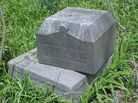 STRAILE, MONUMENT - Meigs County, Ohio | MONUMENT STRAILE - Ohio Gravestone Photos