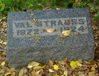 STRAUSS, VAL - Meigs County, Ohio | VAL STRAUSS - Ohio Gravestone Photos
