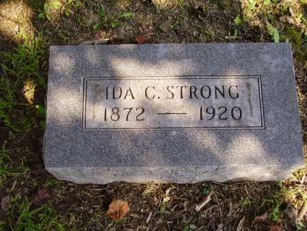 STRONG, IDA - Meigs County, Ohio | IDA STRONG - Ohio Gravestone Photos