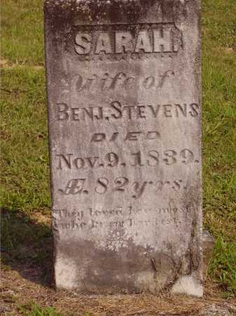 STRONG, SARAH - Meigs County, Ohio | SARAH STRONG - Ohio Gravestone Photos