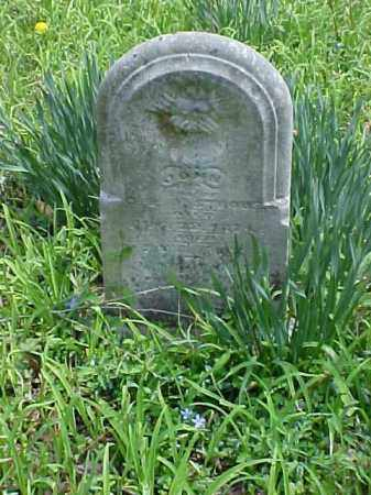 STROUS, JOHN - Meigs County, Ohio | JOHN STROUS - Ohio Gravestone Photos