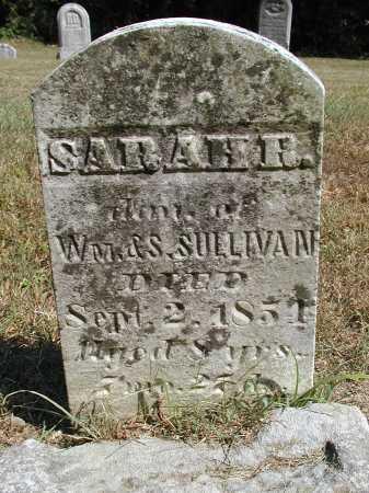 SULLIVAN, SARAH R. - Meigs County, Ohio | SARAH R. SULLIVAN - Ohio Gravestone Photos