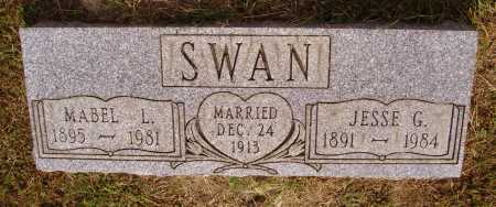 GOTSCHALL SWAN, MABEL L. - Meigs County, Ohio | MABEL L. GOTSCHALL SWAN - Ohio Gravestone Photos