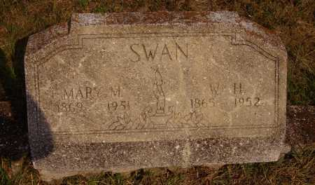 SWAN, MARY MATTIE - Meigs County, Ohio | MARY MATTIE SWAN - Ohio Gravestone Photos