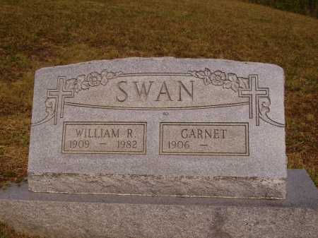 SWAN, WILLIAM R. - Meigs County, Ohio | WILLIAM R. SWAN - Ohio Gravestone Photos