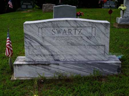 SWARTZ, BARBARA - Meigs County, Ohio | BARBARA SWARTZ - Ohio Gravestone Photos