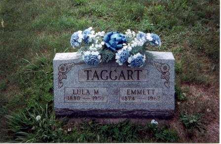TAGGART, LULA MARTHA - Meigs County, Ohio | LULA MARTHA TAGGART - Ohio Gravestone Photos