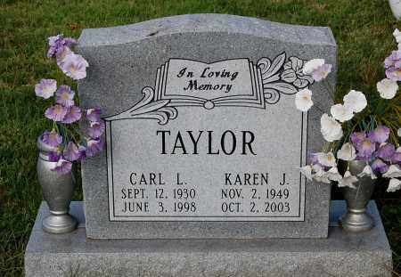TAYLOR, CARL L. - Meigs County, Ohio | CARL L. TAYLOR - Ohio Gravestone Photos