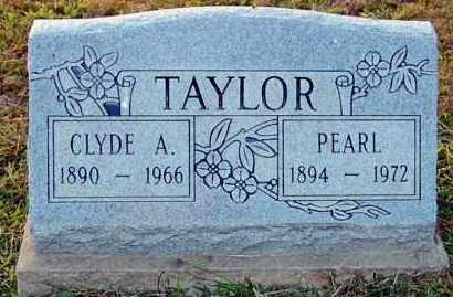 TAYLOR, PEARL - Meigs County, Ohio | PEARL TAYLOR - Ohio Gravestone Photos