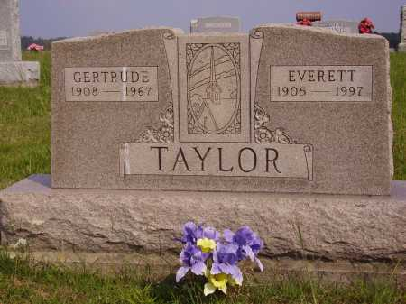 TAYLOR, EVERETT - Meigs County, Ohio | EVERETT TAYLOR - Ohio Gravestone Photos