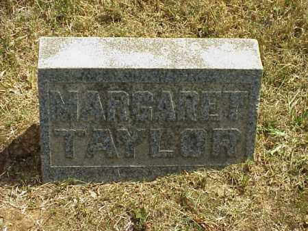 TAYLOR, MARGARET - Meigs County, Ohio | MARGARET TAYLOR - Ohio Gravestone Photos
