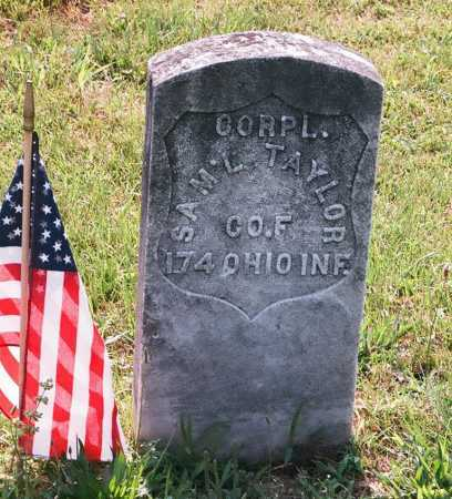 TAYLOR, SAMUEL - Meigs County, Ohio | SAMUEL TAYLOR - Ohio Gravestone Photos