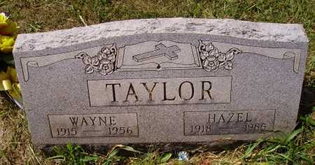 TAYLOR, HAZEL - Meigs County, Ohio | HAZEL TAYLOR - Ohio Gravestone Photos