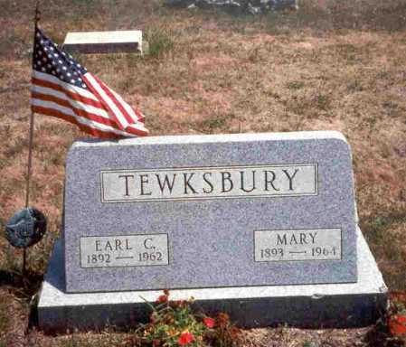 TEWKSBURY, EARL C. - Meigs County, Ohio | EARL C. TEWKSBURY - Ohio Gravestone Photos