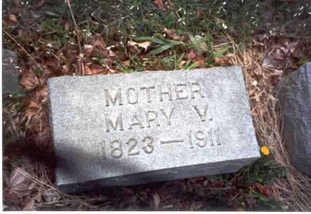 TEWKSBURY, MARY - Meigs County, Ohio | MARY TEWKSBURY - Ohio Gravestone Photos