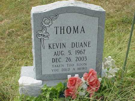 THOMA, DEVIN - Meigs County, Ohio | DEVIN THOMA - Ohio Gravestone Photos