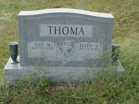 THOMA, GUY M. - Meigs County, Ohio | GUY M. THOMA - Ohio Gravestone Photos