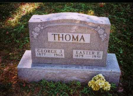 THOMA, GEORGE J. - Meigs County, Ohio | GEORGE J. THOMA - Ohio Gravestone Photos