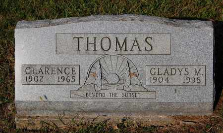 THOMAS, GLADYS M. - Meigs County, Ohio | GLADYS M. THOMAS - Ohio Gravestone Photos