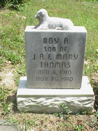 THOMAS, ROY A. - Meigs County, Ohio | ROY A. THOMAS - Ohio Gravestone Photos