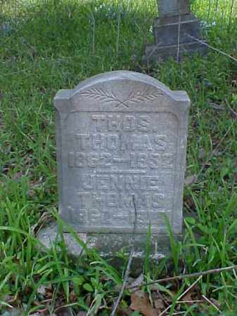 THOMAS, THOMAS - Meigs County, Ohio | THOMAS THOMAS - Ohio Gravestone Photos