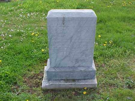 THOMAS, UNREADABLE - Meigs County, Ohio | UNREADABLE THOMAS - Ohio Gravestone Photos