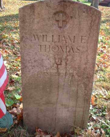 THOMAS, WILLIAM E. - Meigs County, Ohio | WILLIAM E. THOMAS - Ohio Gravestone Photos