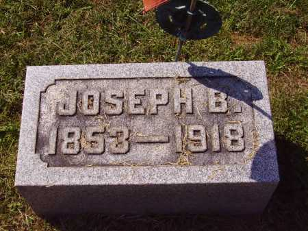 THOMPSON, JOSEPH BENTON - Meigs County, Ohio | JOSEPH BENTON THOMPSON - Ohio Gravestone Photos