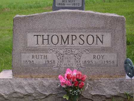 CLARK THOMPSON, RUTH - Meigs County, Ohio | RUTH CLARK THOMPSON - Ohio Gravestone Photos