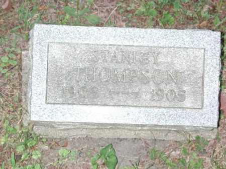 THOMPSON, STANLEY - Meigs County, Ohio | STANLEY THOMPSON - Ohio Gravestone Photos