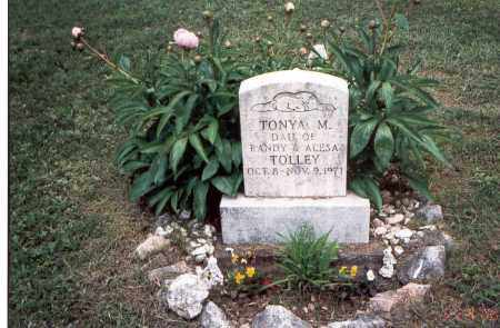 TOLLEY, TONYA  M. - Meigs County, Ohio | TONYA  M. TOLLEY - Ohio Gravestone Photos