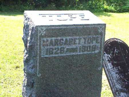 TOPE, MARGARET - Meigs County, Ohio | MARGARET TOPE - Ohio Gravestone Photos