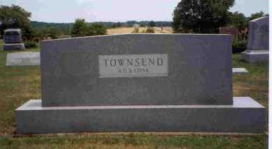 DAILEY TOWNSEND, EDNA - Meigs County, Ohio | EDNA DAILEY TOWNSEND - Ohio Gravestone Photos