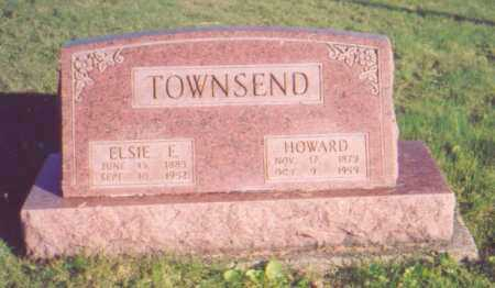 TOWNSEND, HOWARD - Meigs County, Ohio | HOWARD TOWNSEND - Ohio Gravestone Photos