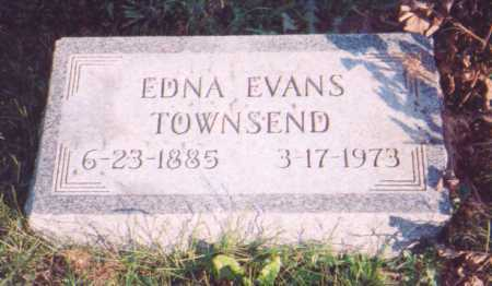 TOWNSEND, EDNA - Meigs County, Ohio | EDNA TOWNSEND - Ohio Gravestone Photos