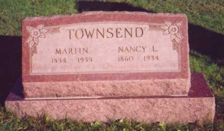 TOWNSEND, NANCY LOU - Meigs County, Ohio | NANCY LOU TOWNSEND - Ohio Gravestone Photos