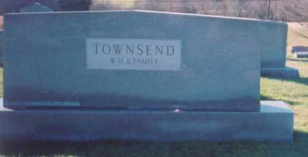 TOWNSEND, MONUMENT - Meigs County, Ohio | MONUMENT TOWNSEND - Ohio Gravestone Photos