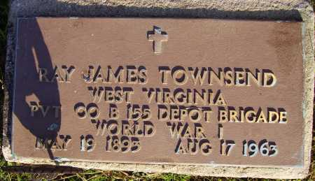 TOWNSEND, RAY JAMES - Meigs County, Ohio | RAY JAMES TOWNSEND - Ohio Gravestone Photos