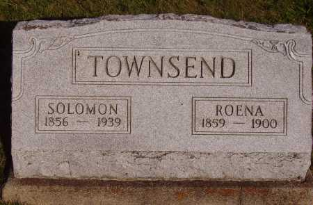 RAWLINGS TOWNSEND, ROENA - Meigs County, Ohio | ROENA RAWLINGS TOWNSEND - Ohio Gravestone Photos