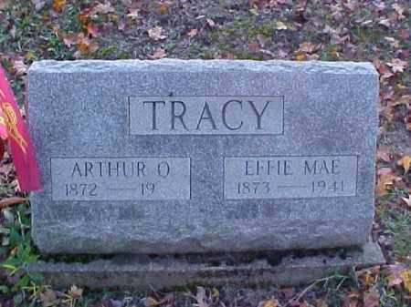 TRACY, ARTHUR O. - Meigs County, Ohio | ARTHUR O. TRACY - Ohio Gravestone Photos