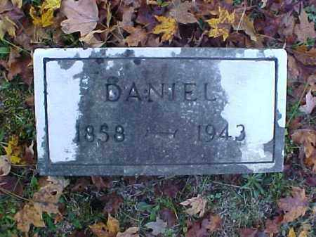 TRACY, DANIEL - Meigs County, Ohio | DANIEL TRACY - Ohio Gravestone Photos