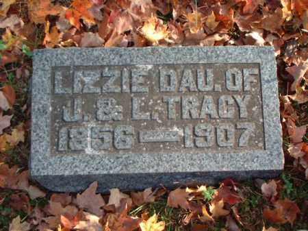 TRACY, LIZZIE - Meigs County, Ohio | LIZZIE TRACY - Ohio Gravestone Photos