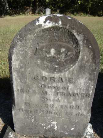 TRAINER, CORA E. - Meigs County, Ohio | CORA E. TRAINER - Ohio Gravestone Photos