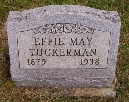 TUCKERMAN, EFFIE MAY - Meigs County, Ohio | EFFIE MAY TUCKERMAN - Ohio Gravestone Photos
