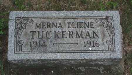 TUCKERMAN, MERNA ELIENE - Meigs County, Ohio | MERNA ELIENE TUCKERMAN - Ohio Gravestone Photos