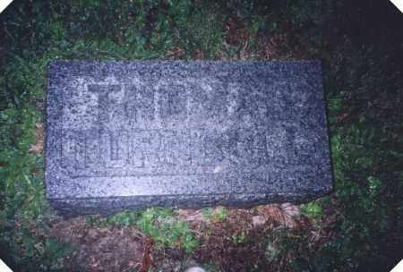TURNBULL, THOMAS - Meigs County, Ohio | THOMAS TURNBULL - Ohio Gravestone Photos