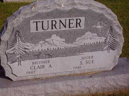 TURNER, CLAIR A. - Meigs County, Ohio | CLAIR A. TURNER - Ohio Gravestone Photos